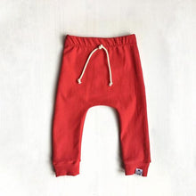 Load image into Gallery viewer, Valentines Outfit - More Love Set- Tee and Red Harem Pants