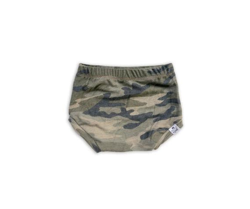 Camo Bummies or Harem Shorts for Baby Toddler and Kids