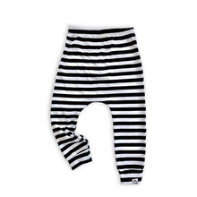 Load image into Gallery viewer, Striped Baby Harem Pants or Leggings for Baby Toddler & Kids