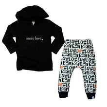 Load image into Gallery viewer, Valentines More Love Set- Harem Pants and Hoodie