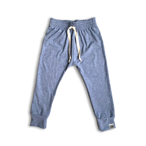 Essential Drawstring Joggers in Sea Salt