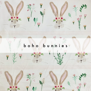 Boho Bunnies- ANY STYLE