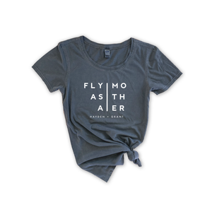 "Women's ""Fly As a Mother"" Graphic Tee"