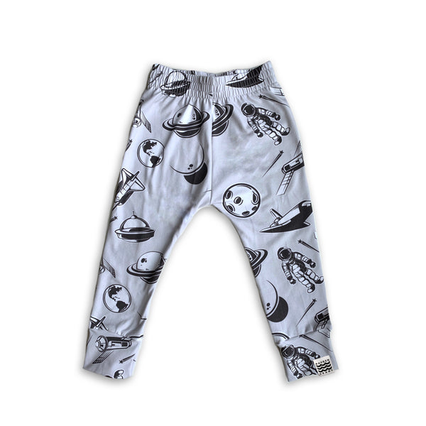 Limited Edition Joggers in Space UFO