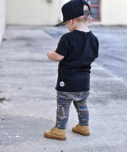 Camo Harem Pants - Leggings for Baby Toddler and Kids