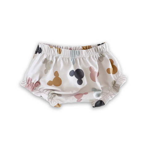 Ruffle Bummies in Cabana Mickey