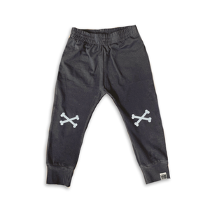 Limited Edition Joggers in Crossbone (Halloween)