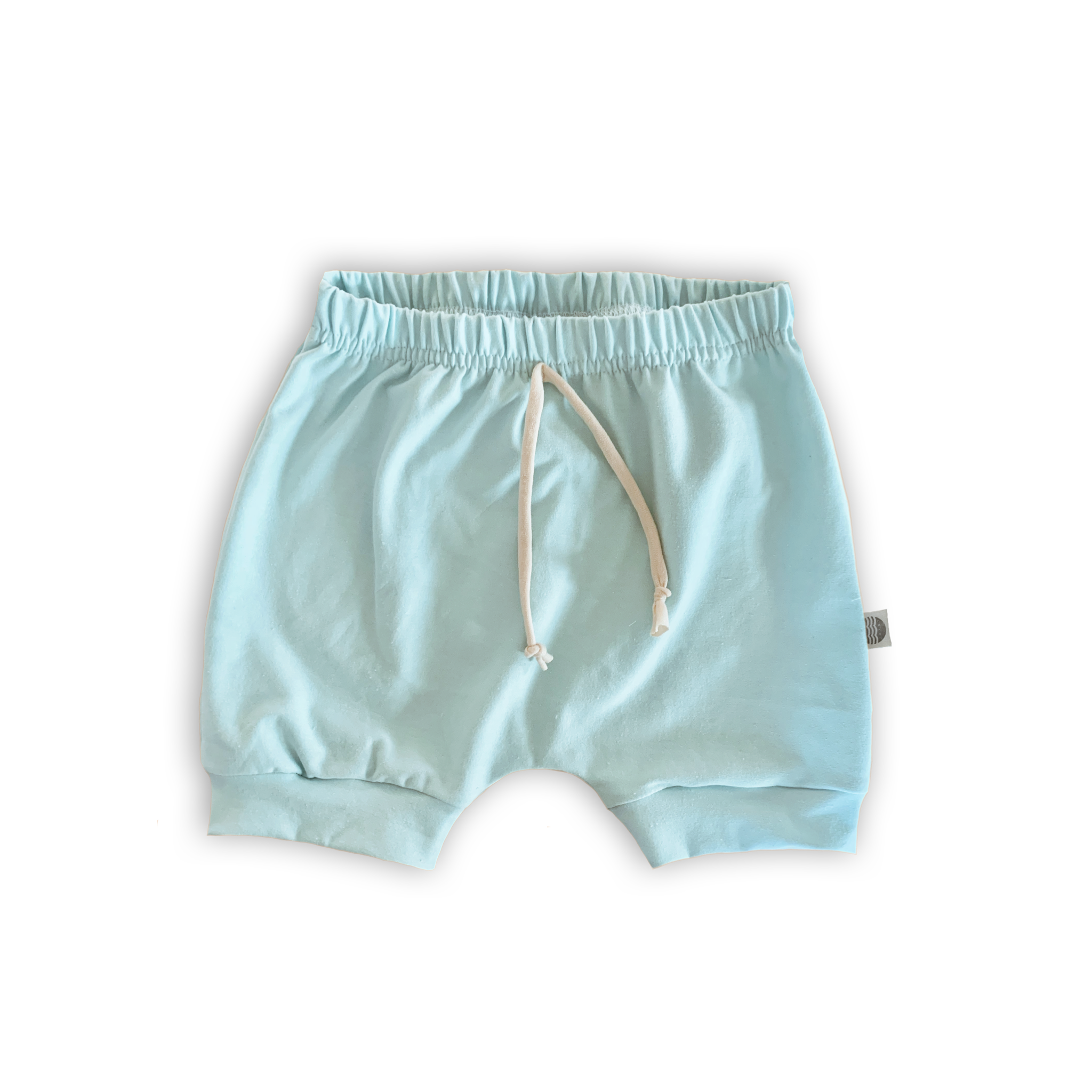 Crew Shorts in Sea Mist