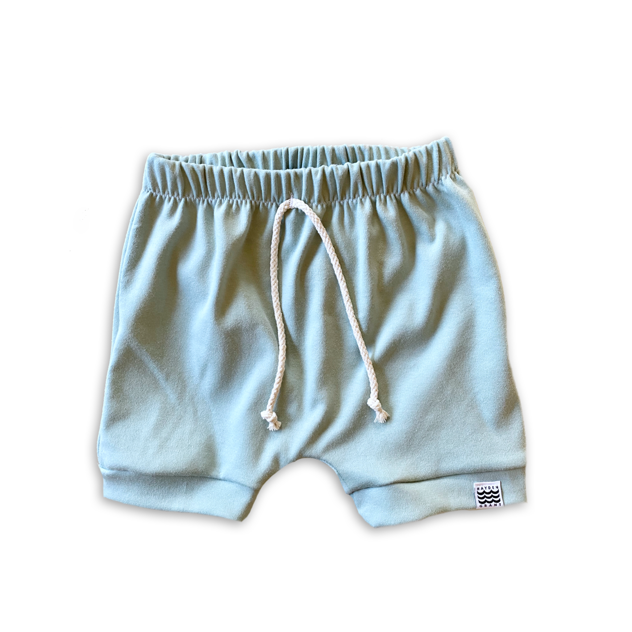 Crew Shorts in Seagrass