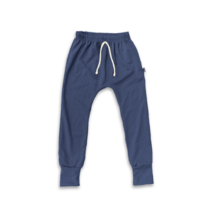 Essential drawstring Joggers in Atlantic