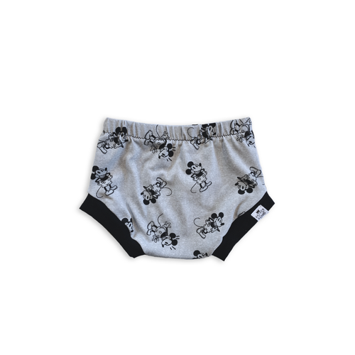 Mickey Mouse Bummies or Harem Shorts for Baby Toddler and Kids