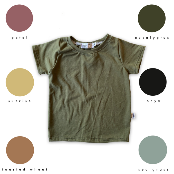 Classic Tee (your choice of color)
