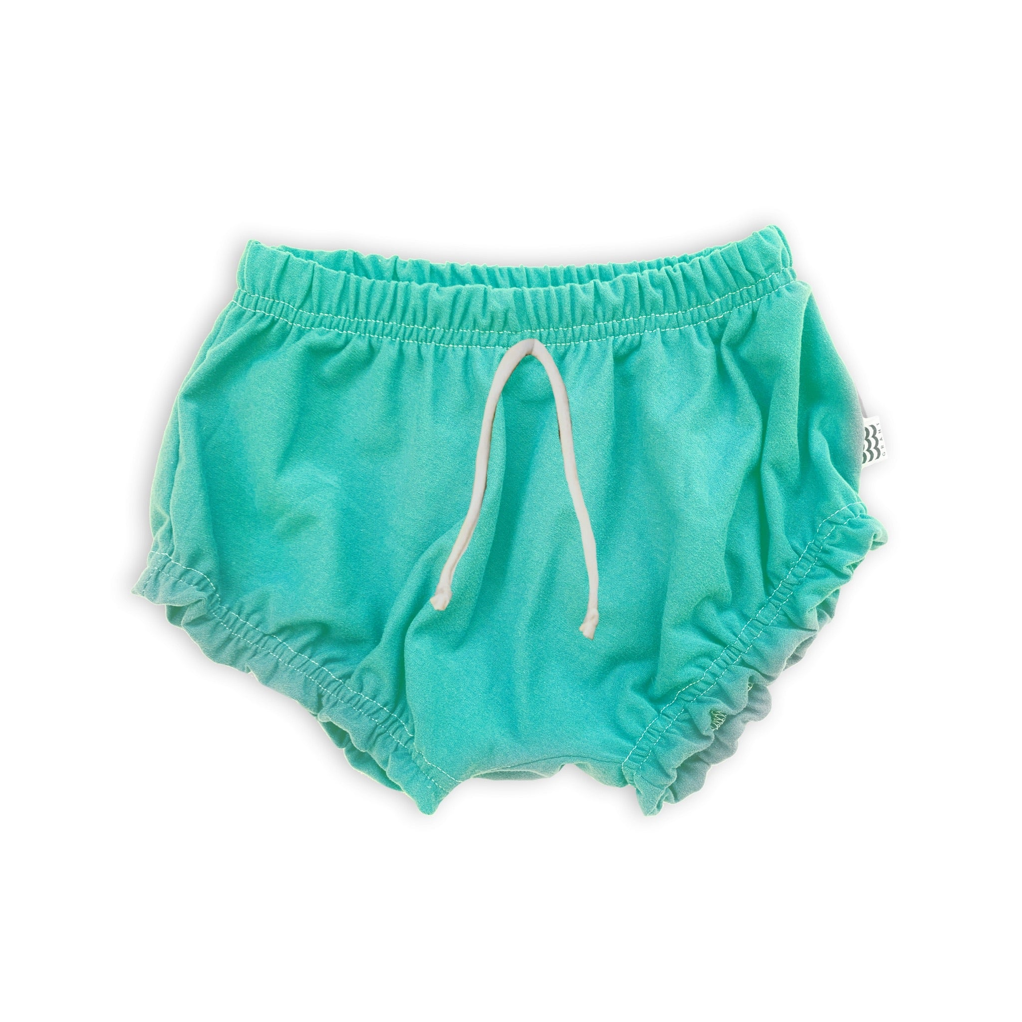 Ruffle Bummies in Lagoon