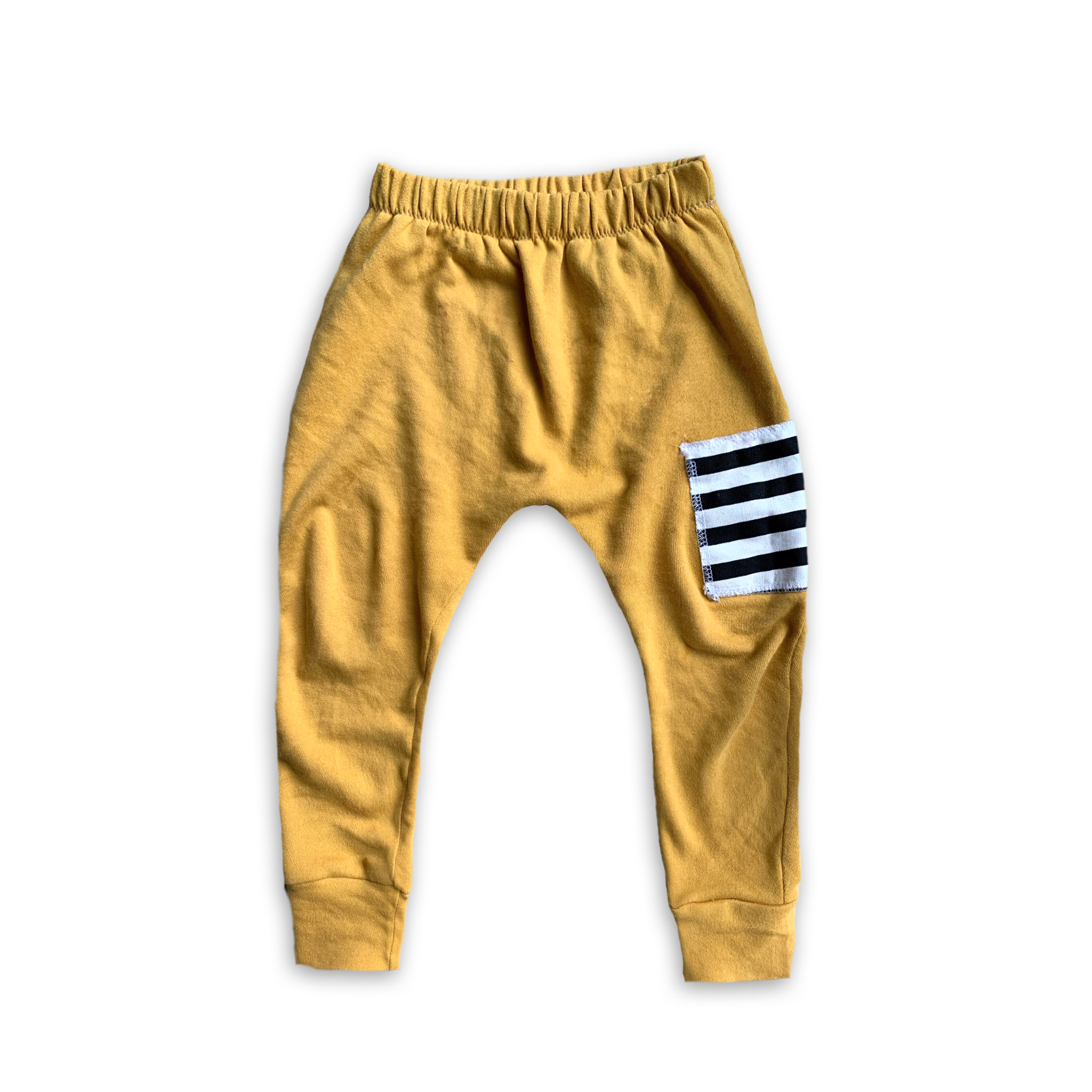 Sidecar Harem Pants in Butternut (light mustard)