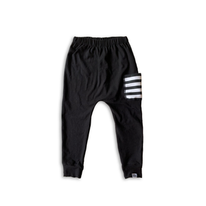 Sidecar Pocket Joggers in Onxy