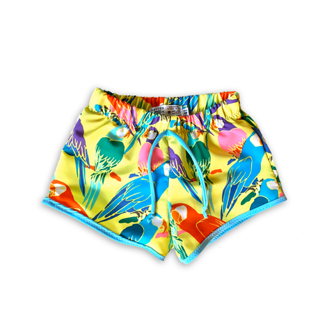 Havana Swim Boardies [Cropped Board Shorts]