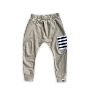 Sidecar Pocket Joggers in Oat
