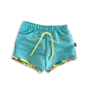 Azure Swim Boardies