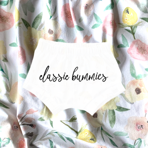 Classic Bummies in Fresh Blooms