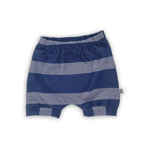 Crew Shorts in Bar Harbor Stripe