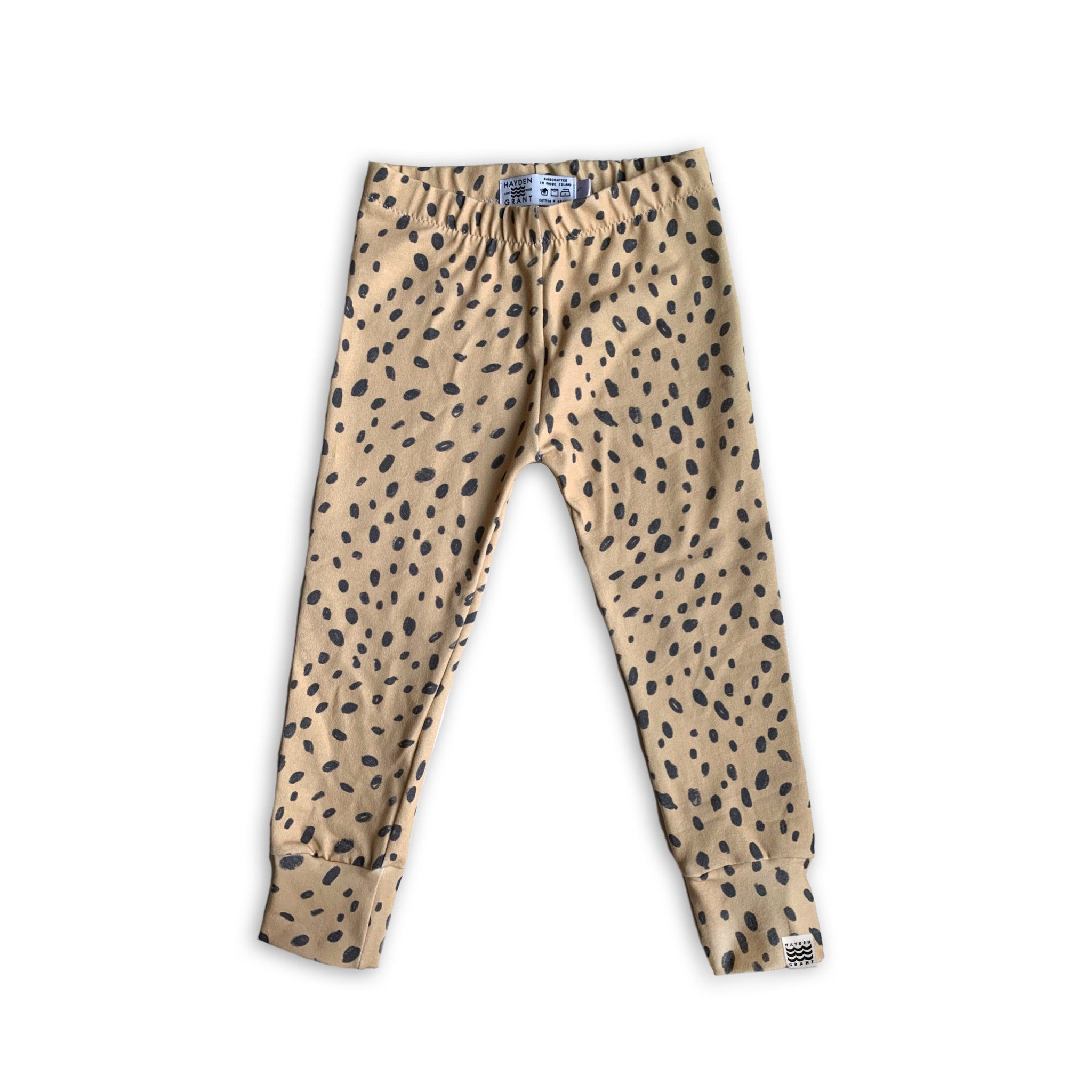 Limited Edition Slim Leggings in Cheetah