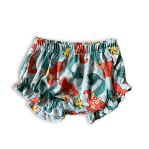 Ruffle Bummies in Under the Sea