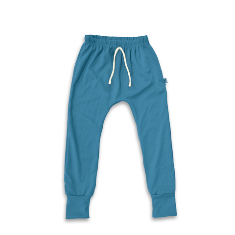 Essential drawstring Joggers in Pacific