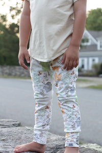 Limited Edition Joggers in Wild Things
