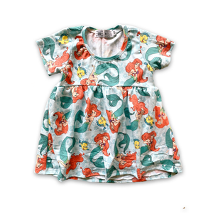 Limited Edition Peplum Tee in Under the Sea