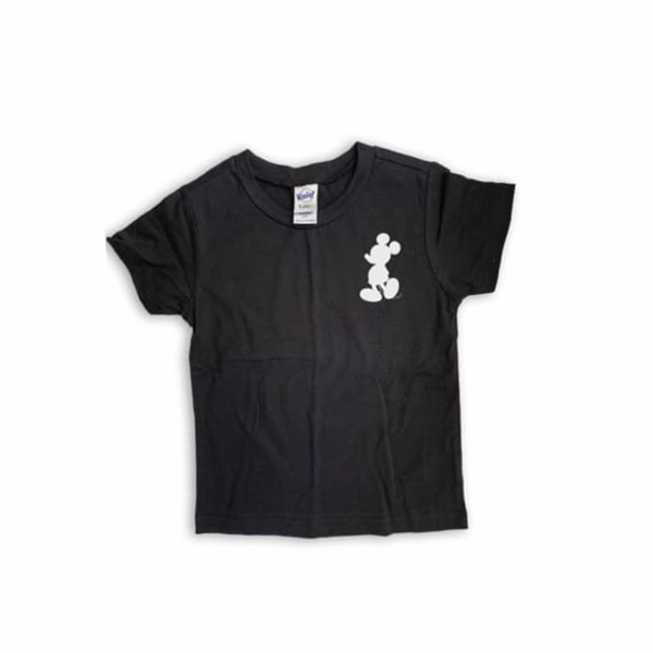 OG Mickey Black Graphic Tee