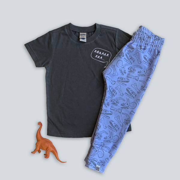 Limited Edition Joggers in Dinosaur