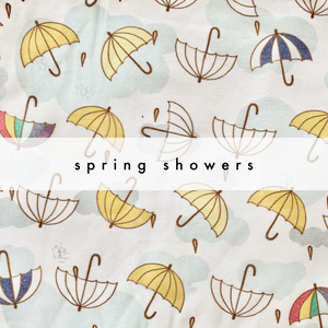 Spring Showers- ANY STYLE