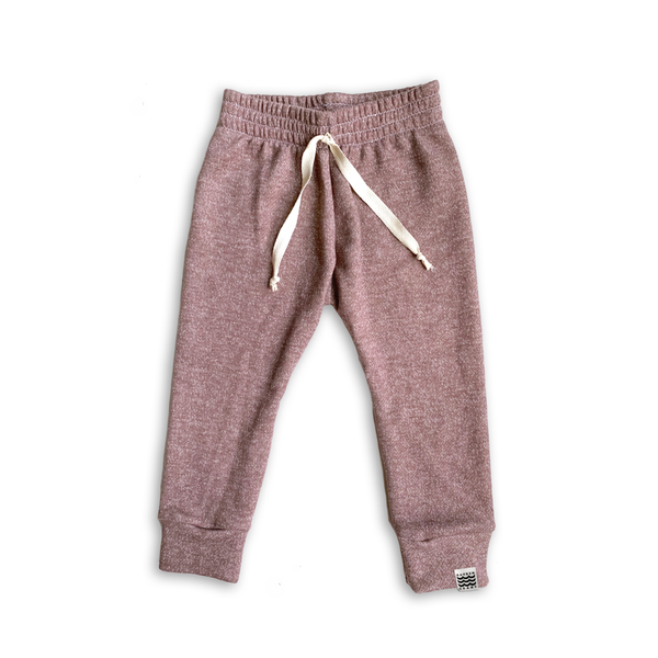 Mulberry French Terry Jogging Sweatpants