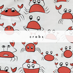 Crabs- ANY STYLE