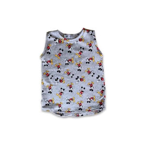 Limited Edition Curved Hem Tank in Magical Mickey