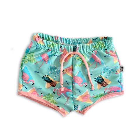 Miami Vice Swim Boardies