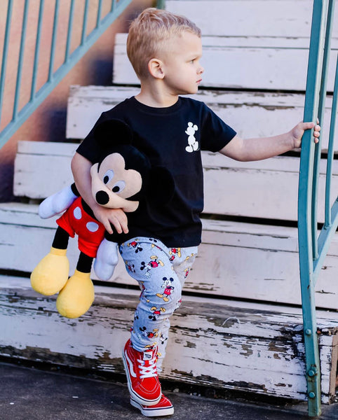 Limited Edition Joggers in Magical Mickey