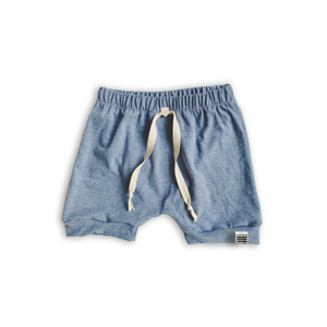 Boy's Crew Shorts in Sea Salt