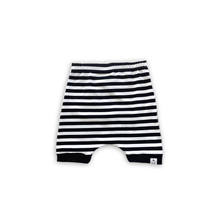 Load image into Gallery viewer, Striped Harem Shorts or Bummies for Baby Toddler and Kids