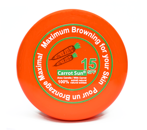Carrot Cream plus SPF15 (200ml)