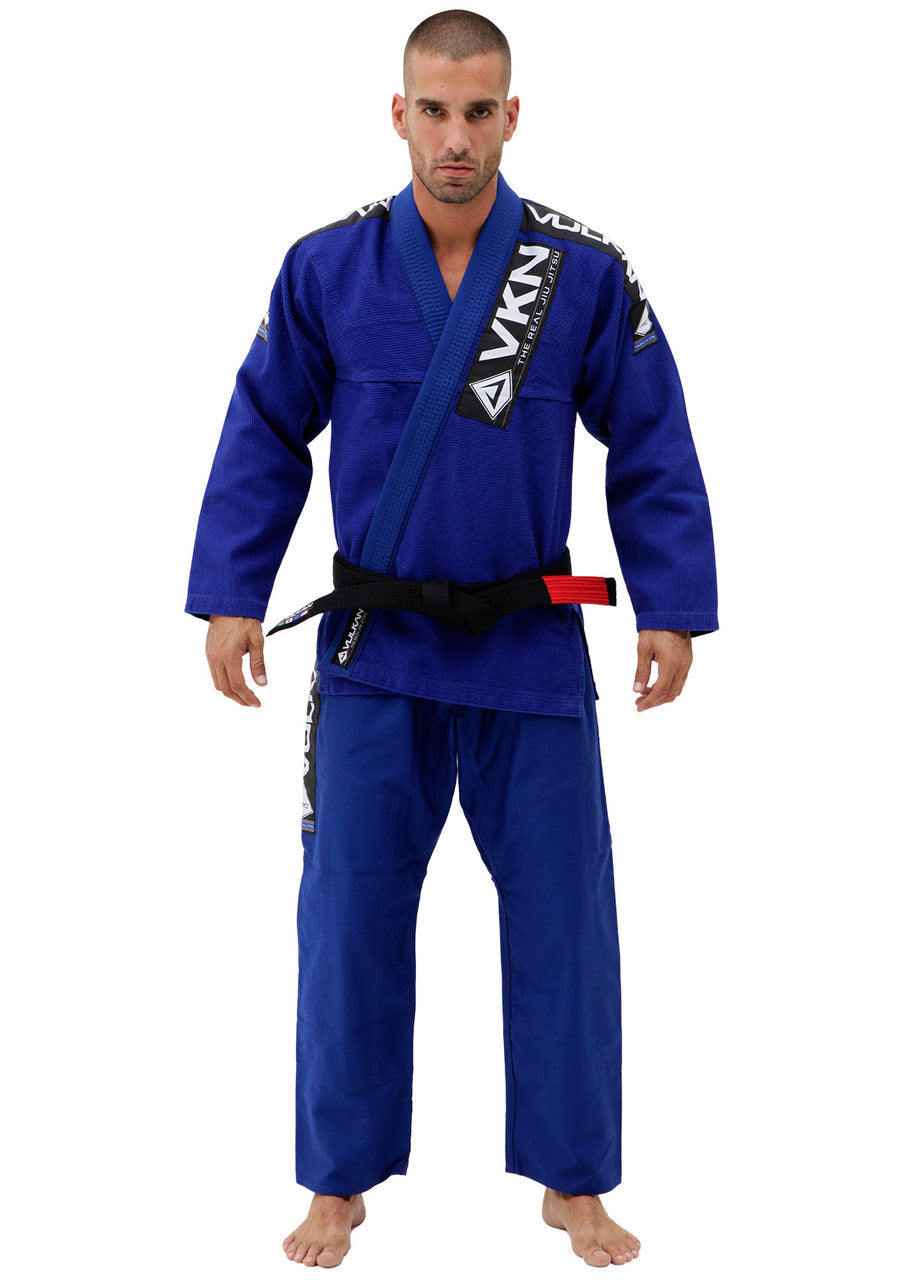 Vulkan Pro Light BJJ GI Royal Blue 2018