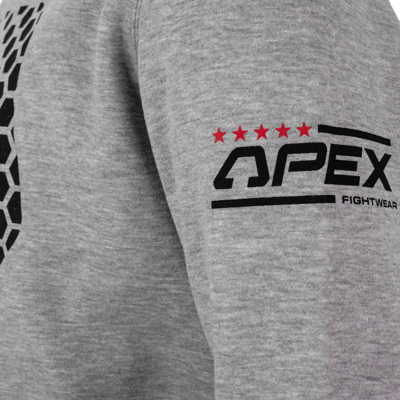 Apex Icon Hoodie - Grey