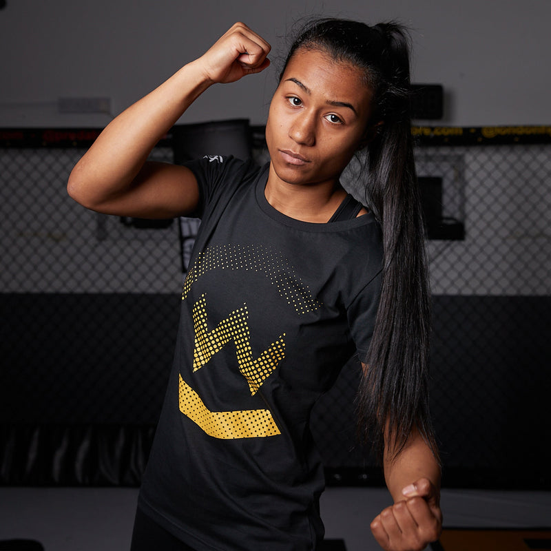 Ladies Apex X Cage Warriors T-Shirt