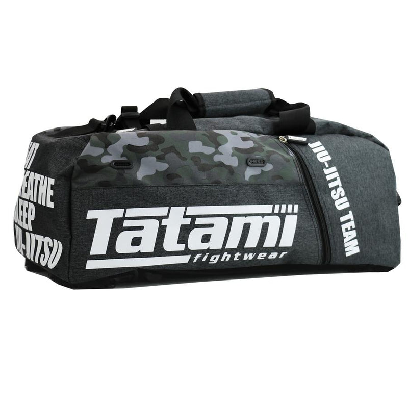 Grey Camo Gearbag