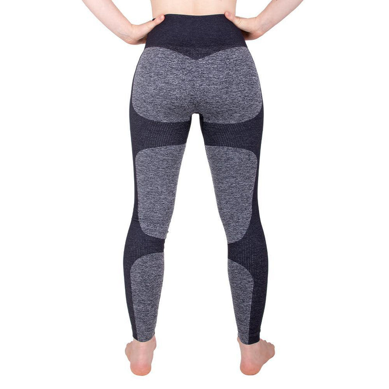 Ladies Fitnesss Leggings - Black