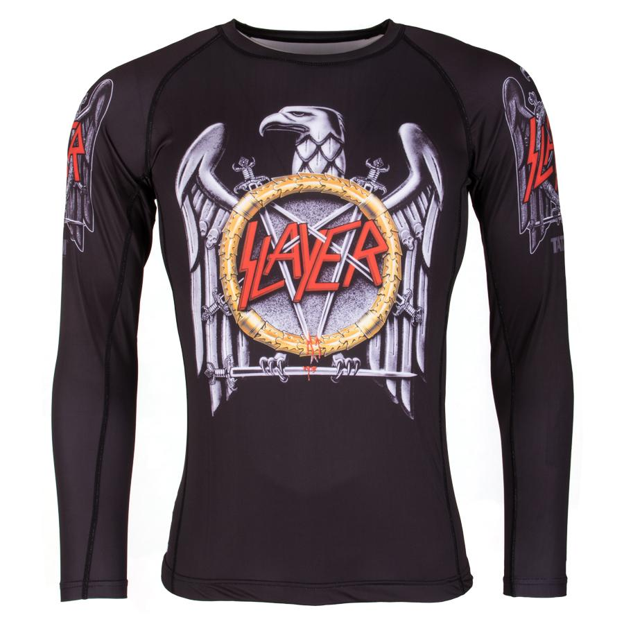 Slayer Eagle Rash Guard