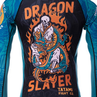 Dragon Slayer Eco Tech Recycled Rash Guard