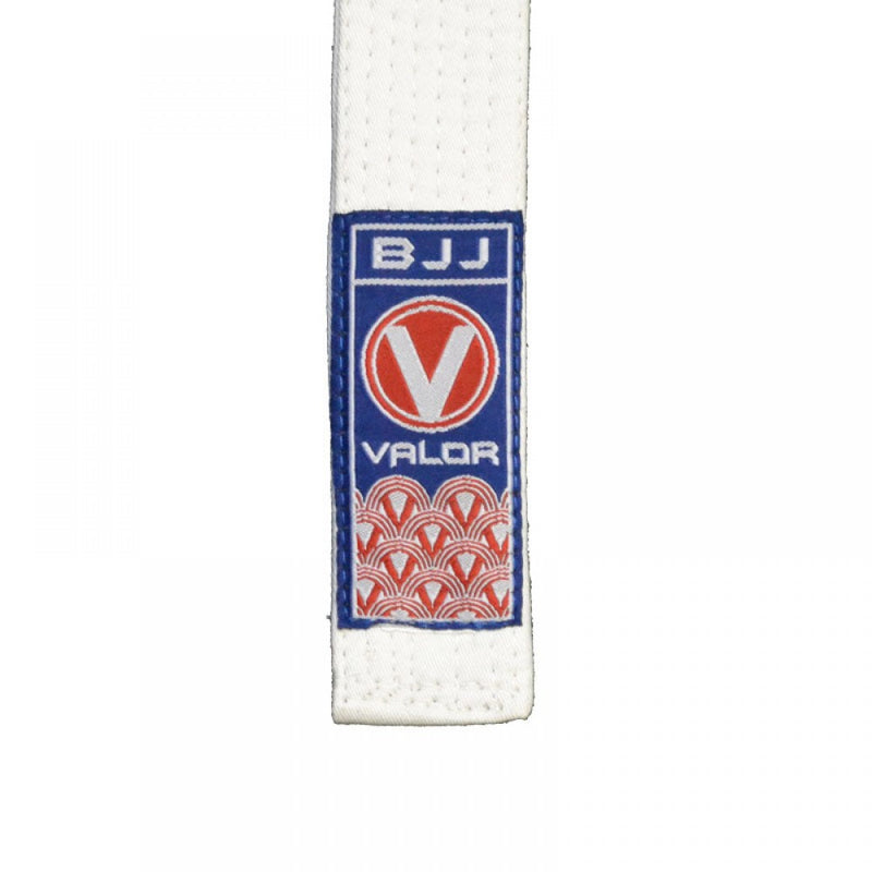 Valor BJJ White Belt