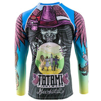 Meerkatsu Whizzer Of Oz Rash Guard