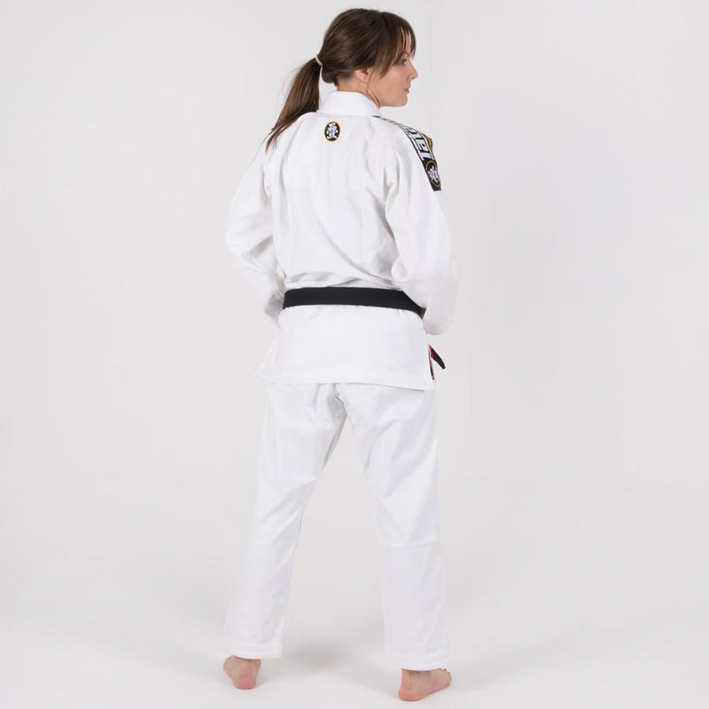 Ladies Nova Absolute White Gi